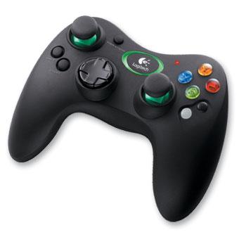 Logitech Cordless Precision Xbox Controller ReviewXbox 260