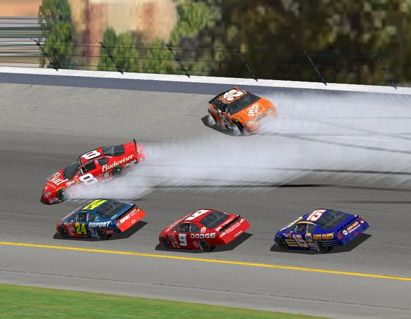 One in Nascar Racing 2002